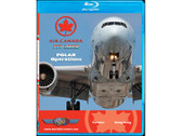 ACA7B World Air Routes (Just Planes) Blu-ray Air Canada 777-200LR Polar Operations 262 Minutes (Blu-ray Disc)