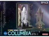 DRW56371 Dragon Aerospace 1:400 Space Shuttle NASA 'Columbia' with Solid Rocket Boosters STS-1 (stand included)