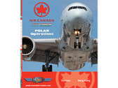ACA7 World Air Routes (Just Planes) DVD Air Canada 777-200LR Polar Operations 262 Minutes (DVD Disc)