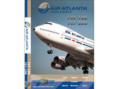 ABD2 World Air Routes (Just Planes) DVD Air Atlanta Icelandic (Excel & Tunisair) 747-100, 767-200 161 Minutes