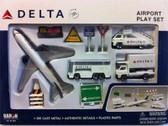 RT4991 | Toys | 13 Piece Airport Set Delta