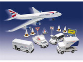BA6261G | Toys | Airport Play Set - British Airways