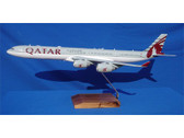 MA060 Custom Made Desktop Models 1:100 Airbus A340-600 Qatar