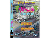 MIA1 Just Planes DVD Miami 20 Years 580 Minutes (2 DVDs)