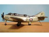 SF083 SkyFame Models 1:200 Fairey Gannet AS.1 E/283 814 Squadron HMS Eagle, 1958 (hook down)
