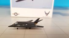 0150012 | Seagull 1:500 | Lockheed F-117 Nighthawk US Air Force 80-0788 / HO