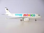 JC2222 Airbus A320-200 Mexicana 'Viva Mexico' F-OHMJ