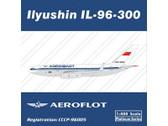 PH10666   Phoenix 1:400   IL-96-300 Aeroflot CCCP-96005
