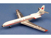 ACTSTAR | Aero Classics 1:400 | SE-210 Caravelle Tunis Air TS-TAR