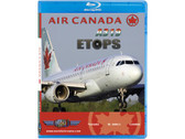 ACA9B World Air Routes (Just Planes) Blu-ray Air Canada A319 ETOPS 270 Minutes (Blu-ray Disc)