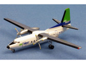 ACN2772R | Aero Classics 1:400 | F27 Air West N2772R (green)