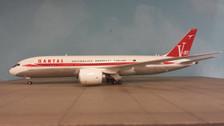 SM2787101 | SM200 1:200 | Boeing 787-8 Qantas 'V-Jet' VH-SES (fantasy model)