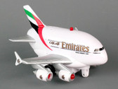 TT52084 | Younger Selection | Pull Back Fun Plane - Emirates (with light and sound)