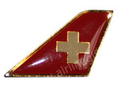 PIN172 Lapel Pins Lapel Tail Pin Swissair