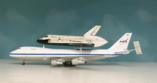 OV-101 | Blue Box 1:200 | Boeing 747 with Space Shuttle Set NASA 'Enterprise'