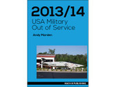 USMOOS13 | Mach III Publishing Books | USA Military Out of Service 2013/14 - Andy Marden