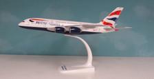 609791 | Herpa Snap-Fit (Wooster) 1:250 | Airbus A380 British Airways