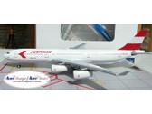 ACOELAG | Aero Classics 1:400 | Airbus A340-200 Austrian OE-LAG (delivery colours)