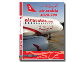 ABY1 World Air Routes (Just Planes) DVD Air Arabia A320-200 124 Minutes