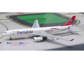 ACB22102 Aero Classics 1:400 Airbus A330-300 Transasia B-22102 (new colours)