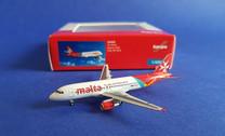 524896   Herpa Wings 1:500   Airbus A320 Air Malta 9H-AEQ