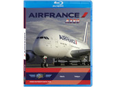 AFR4 World Air Routes (Just Planes) Blu-ray Air France A380 277 Minutes (Blu-ray disc)