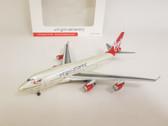 A13014 | Apollo 400 1:400 | Boeing 747-400 Virgin Atlantic G-VWOW