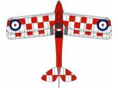 72TM005 | Oxford Die-cast 1:72 | DH.82A Tiger Moth II No. 32 Squadron K2585