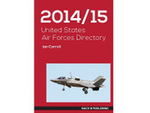 USAFD1415 | Mach III Publishing Books | United States Air Forces Directory 2014/15 by Ian Carroll