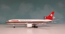 IFDC100614PA | InFlight200 1:200 | McDonnell Douglas DC-10-30 Swissair HB-IHI, 'Farewell DC-10'