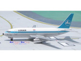 ACLXLGH | Aero Classics 1:400 | Boeing 737-200 Luxair LX-LGH (LX flag) | =SALE ITEM!= | 40% OFF