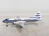 ACN91241 Aero Classics 1:400 Convair CV-240 Northeast / Mohawk Hybrid N91241