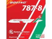 PH10949 | Phoenix 1:400 | Boeing 787-8 Kenya Airways 5Y-KZA