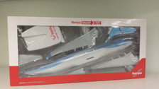 610254 Herpa Snap-Fit (Wooster) 1:100 Boeing 737-800 TUIFly (2014 colours)