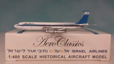 BB5TX Boeing 707-300 EL AL 4X-ATX