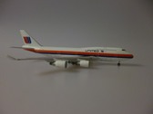 SJUAL005 Boeing 747-400 United