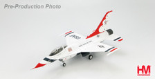 HA3815 | Hobby Master Military 1:72 | F-16C US Air Force 'Thunderbirds 2010' No. 1 Aircraft