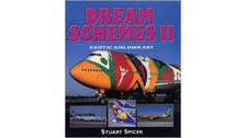 184037229X | Books | Dream Schemes II - Exotic Airliner Art - Stuart Spicer