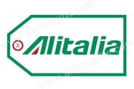 TAG021 | Bag Tags | Luggage Tag - Alitalia