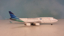A13027 | Apollo 400 1:400 | Boeing 747-400 Garuda Indonesia PK-GSH