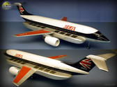 MA116 | Custom Made Desktop Models 1:72 | Hawker Siddeley HS141 BEA G-VTOLL