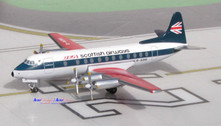 ACGAOHI | Aero Classics 1:400 | Vickers Viscount 800 BEA Scottish Airways G-AOHI