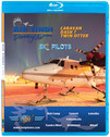 TID1B | World Air Routes (Just Planes) Blu-ray | Air Tindi Caravan, Dash 7, Twin Otter - Ski Pilots (273 minutes)