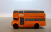 SC226 | Sky Classics Airport Vehicles 1:200 | Routemaster Bus BEA (orange)