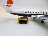 SC237 | Sky Classics Airport Vehicles 1:200 | Baggage Trolley (loaded with cases) | available on request