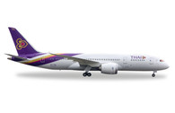 556958 | Herpa Wings 1:200 | Boeing 787-8 Thai Airways HS-TQA (plastic)