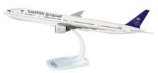 610421 | Herpa Snap-Fit (Wooster) 1:200 | Boeing 777-300ER Saudia HZ-AK17