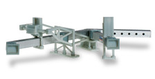 527347 | Herpa Wings 1:500 | Airport Accessories - Amsterdam Airport Schiphol Pier G Gangways | is due: TBC
