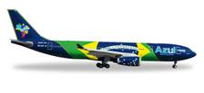 527163 | Herpa Wings 1:500 | Airbus A330-200 Azul PR-AIV, 'Brazilian Flag'
