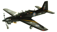 AV-72-27-001 | Aviation 72 1:72 | Shorts Tucano RAF ZF168 (black scheme)